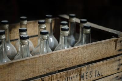 Sobre o álcool ilegal